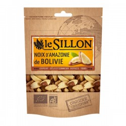 Noix d'Amazonie de Bolivie 125g-Le Sillon