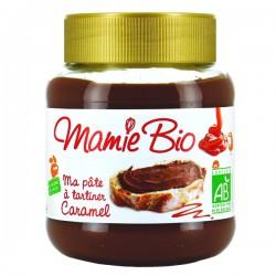Ma Pâte à tartiner Saveur Caramel 350g-Mamie Bio