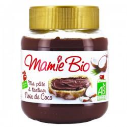 Ma Pâte à tartiner Noix de Coco 350g-Mamie Bio