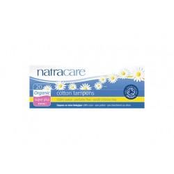 Tampons Super Plus Sans Applicateur - x20 - Natracare