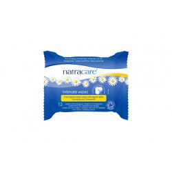 Lingettes Intimes - x12 - Natracare