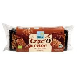 Crac'O choc Chocolat au Lait 80g-Pural