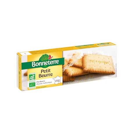 Petit Beurre Bio 167g-Bonneterre