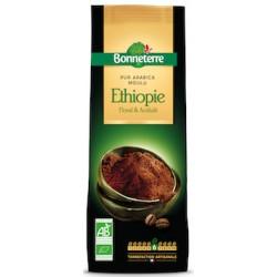 Café moulu d'Ethiopie 250g-Bonneterre