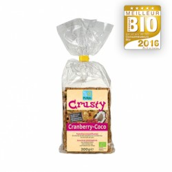 Crusty Cranberry Coco 200g-Pural