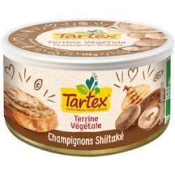 Pâté végétal aux Champignons - 125g - Tartex