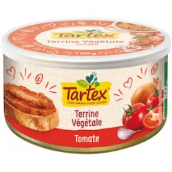 Terrine végétale Tomate Bio - 125g - Tartex