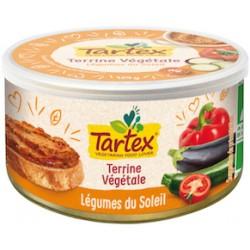 Terrine Végétale Légumes du Soleil Bio - 125g - Tartex