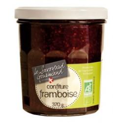 Confiture Framboise - 370g - Le Savoyard Gourmand