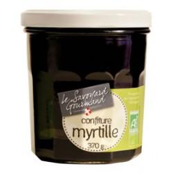 Confiture Myrtille - 370g - Le Savoyard Gourmand