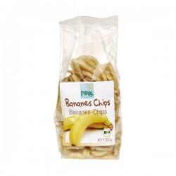 Chips de Banane Bio 150g-Pural