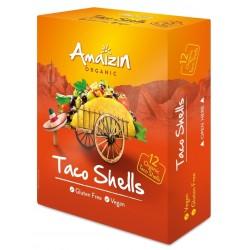 Taco Shells - x12 - Amaizin Organic