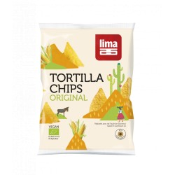 Tortilla Chips Original - 90g - Holle