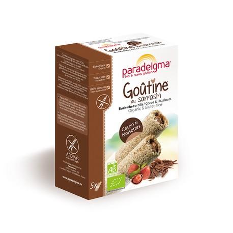 Goutine au Sarrasin Bio et Sans Gluten 125g-Paradeigma