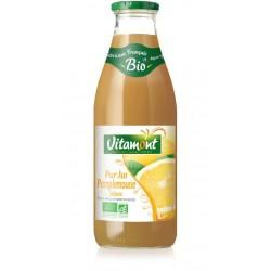 Pur Jus de Pamplemousse Blanc - 1L - Vitamont