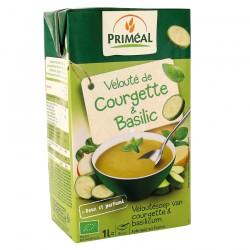 Velouté de Courgette & Basilic - 1L - Priméal