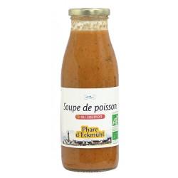 Soupe de Poisson au Saumon - 500g - Phare d'Eckmühl