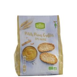 Petits Pans Grillés Épeautre - 225g - Le Moulin du Pivert