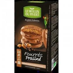 Cookies Fourrés Praliné - 175g - Le Moulin du Pivert