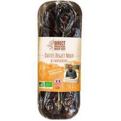 Dattes Deglet Nour - 250g - Direct Producteurs Fruits Secs