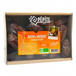 Dattes Medjool - 500g - Direct Producteurs Fruits Secs