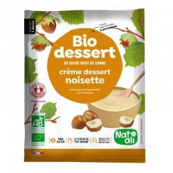 Préparation pour Crème Noisette - 60g - Natali