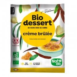 Préparation pour Crème Brulée - 80g - Natali