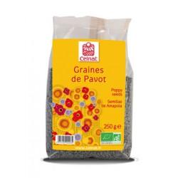 Graines de Pavot 250g-Celnat