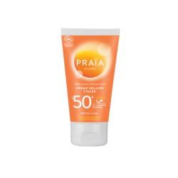 Crème Solaire Visage SPF 50+ - 50ml - Praïa