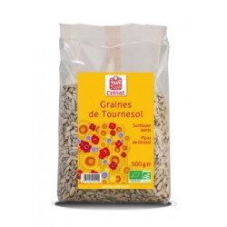 Graines de Tournesol 250g-Celnat