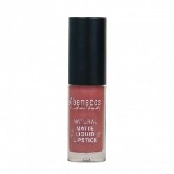 Rouge à Lèvres Liquide - Rosewood Romance - Benecos