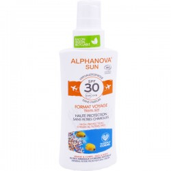 Spray Haute Protection Voyage 30+ - 90g - Alphanova Sun