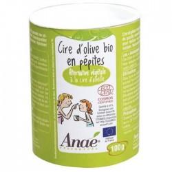 Cire d'Olive Bio en Pépite - 100g - Anaé