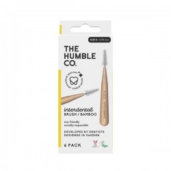 Brosse Interdentaire Jaune 0,7mm - x6 - The Humble Co