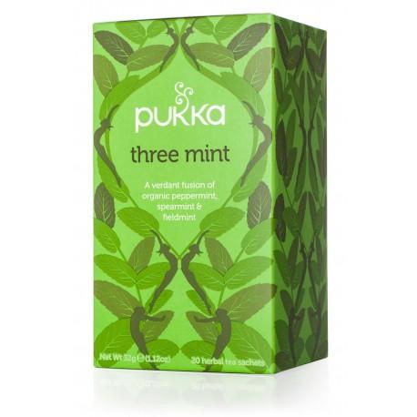 Trois Menthes 32g-Pukka