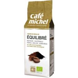 Arabicas Moulus Equilibré 250g-Café Michel