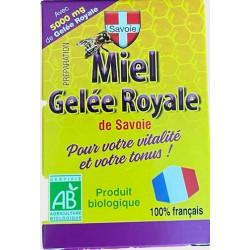 Miel Gelée Royale Savoie - 125g - Miellerie Des Alpes