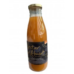 Nectar d'Abricot Demeter - 75cl - Domaine du Vialard
