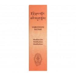 Encens Vajrayogini Méditation - 20 Bâtonnets - Tierra Zen