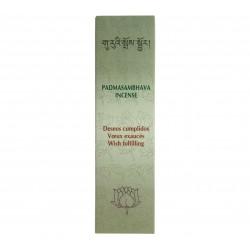 Encens Padmashambhava Vœux Exaucés - 20 Bâtonnets - Tierra Zen