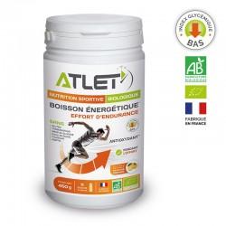 Boisson Énergétique Biologique Agrumes – 450g – Atlet