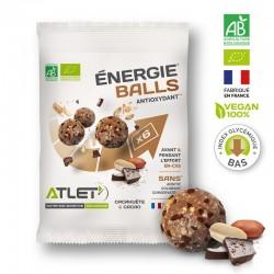 Énergie Balls Bio Cacahuète & Cacao – 40g – Atlet