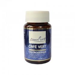 Café Vert Chlorogénique - 60 gélules - Essence Pure