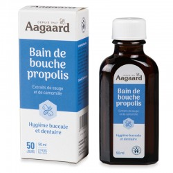 Bain de Bouche - 50ml - Aagaard Propolis