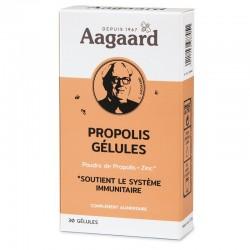 Propolis - 30 gélules - 250mg Propolis - Aagaard Propolis