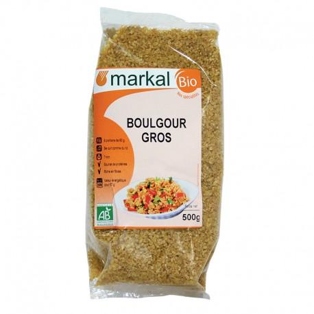Boulgour Gros 500g-Markal