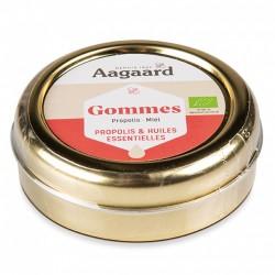 Gommes Miel Propolis - 45g - Aagaard Propolis