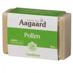 Savon de la Ruche Pollen - 100gr - Aagaard Propolis