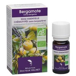 Bergamote, Huile Essentielle 10ml-Docteur Valnet
