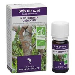Bois de Rose, Huile Essentielle 10ml-Docteur Valnet